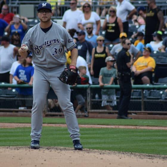 Corbin Burnes Sets MLB Records