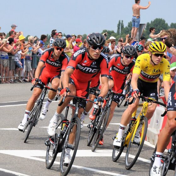 Tour de France stages
