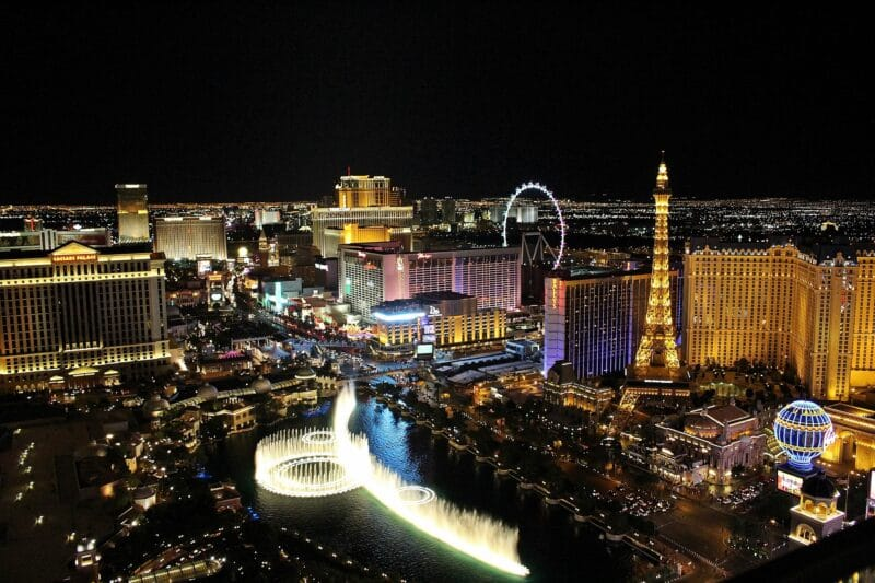 Vegas Economy is Showing Positive Signs of Recovery