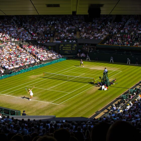 Wimbledon Starts Today Under Covid Measures