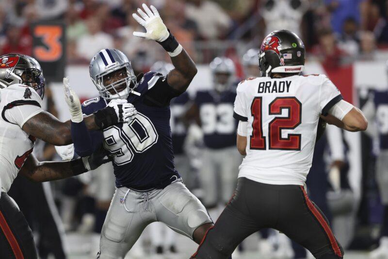 Buccaneers Beats Cowboys 31-29 to Open 2021 NFL Season
