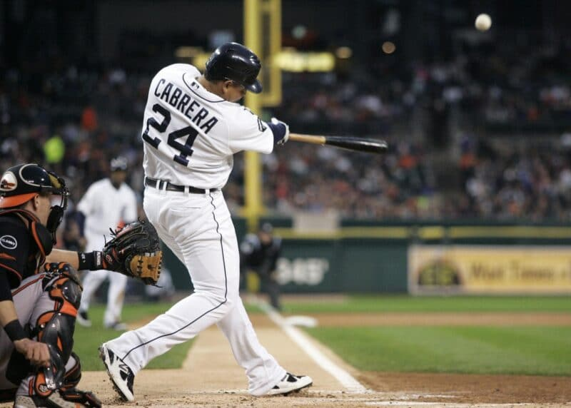 Miguel Cabrera Becomes 28th Player to Reach 500 Home Runs